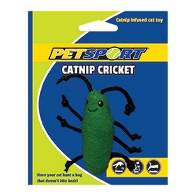 Petsport Catnip Cricket Groen