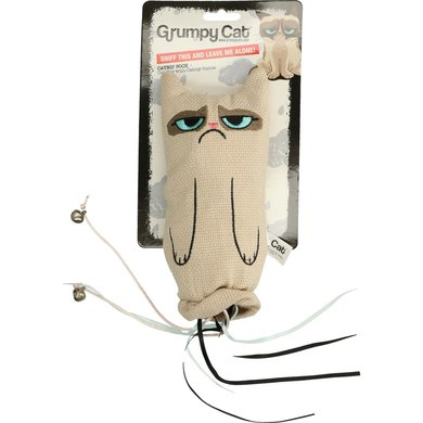 Grumpy Cat Catnip Sock Smell This 1 st
