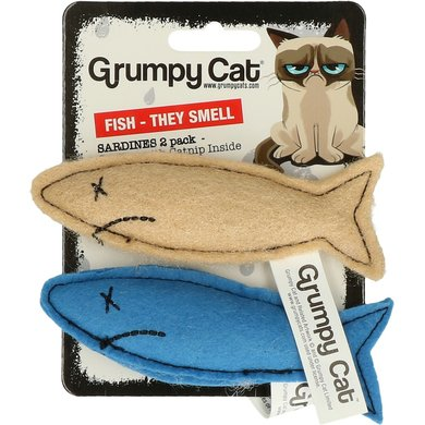Grumpy Cat Smelly Sardines 2pack 1 st