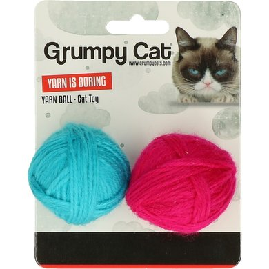 Grumpy Cat Yarn Ball for Dummies 1 st