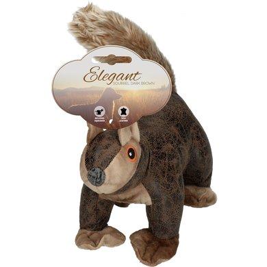 Agradi Elegant Squirrel Donkerbruin 1 st