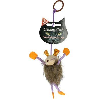Crazy Cat Sweet Mouse Vol met Madnip Oranje