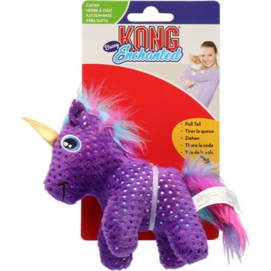 Kong Buzzy Unicorn Enchanted
