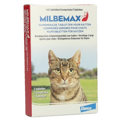 milbemax entwurmungstablette katze gro 2 tabletten 2kg. Black Bedroom Furniture Sets. Home Design Ideas