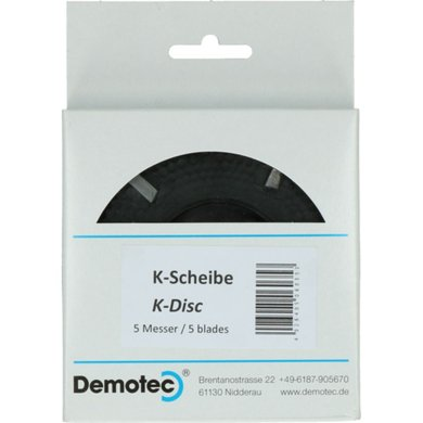 Demotec Disque de Parage K-Disque 100mm