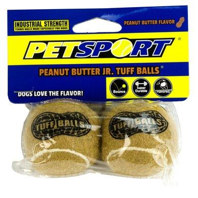 Tuff Peanut Butter Balls  4,5cm 2-pack