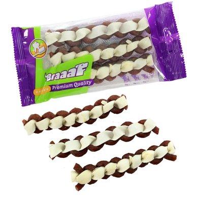 Braaaf Twister Double 12 cm 3st