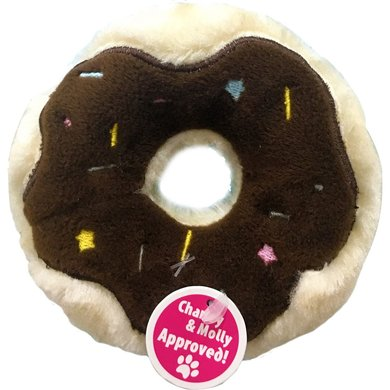 Charley & Molley Comfort Plush Donut 10cm