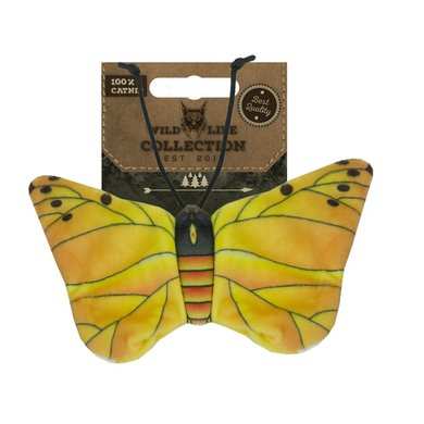 Agradi Wild Life Cat Yellow Butterfly (gele Vlinder)