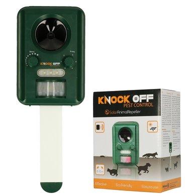 Knock Off Solar Animal Repeller 13x9x7cm