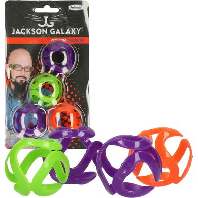 Jackson Galaxy Satellites 4pk 4cm