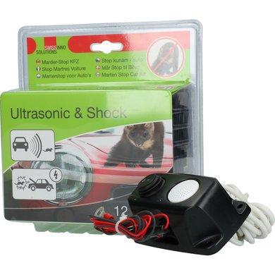 Swissinno solutions Marder Stopp Auto Ultrasonic & Shock