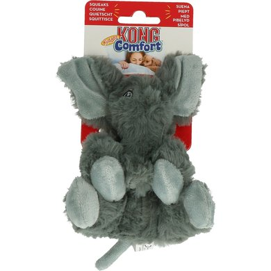 Kong Comfort Kiddos Olifant Grijs XS
