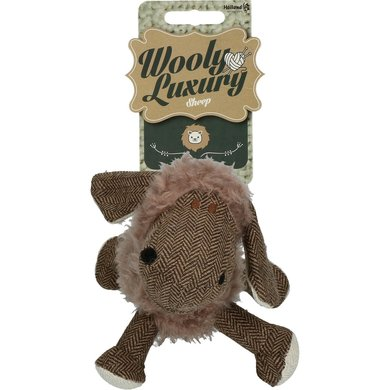 Wooly Luxury Schaap Bruin 20cm
