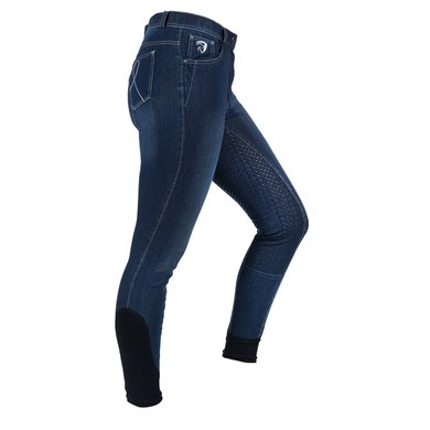 Horka Rijbroek Roma Junior jeans Jeans Blue 152
