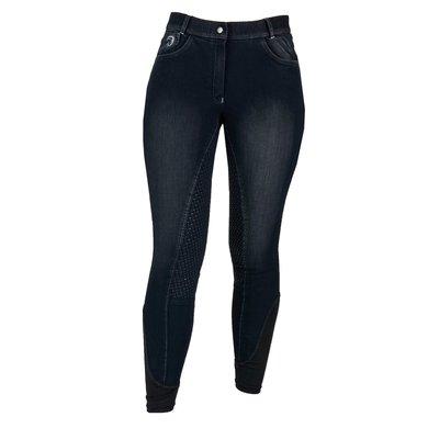 875c363966c12 Horka Reithose Roma Damen Jeans Schwarz