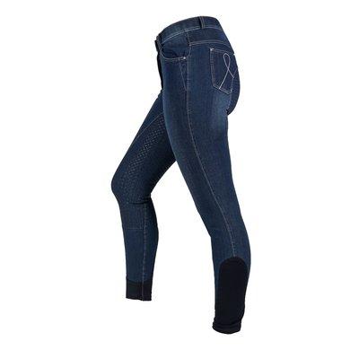 f1d123171c0b4 Horka Reithose Roma Damen Jeans Jeans Blue