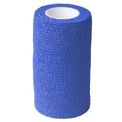 Horka Zelfklevende Bandage Blauw 4,5 m