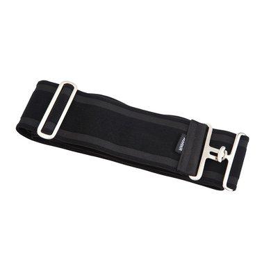 Horka Surcingle Elastic Black 2m