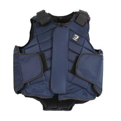 Horka Flexplus Bodyprotector Junior Blauw XL