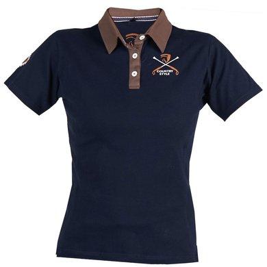 Horka Shirt Verona Blauw