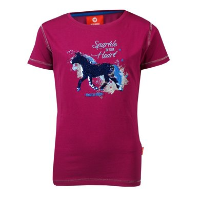 Red Horse T-Shirt Caliber Dahlia