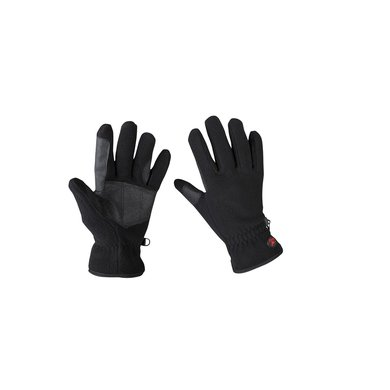 Red Horse Gants Fleece Noir