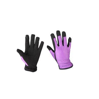 Red Horse Stretch Handschoenen Pastel Purple