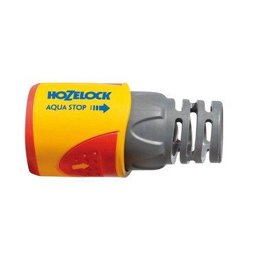 Hozelock Slangstuk PLUS 1/2 met Waterstop
