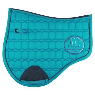 HV Polo Zadeldekje Jacey Dressuur Dark Turquoise F/S