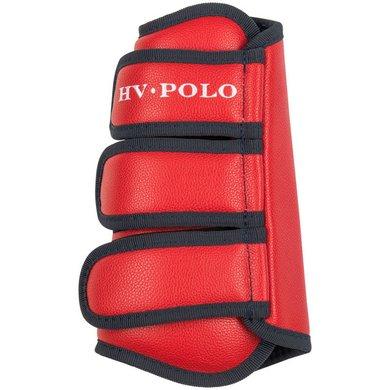 HV Polo Peesbeschermers Joelle Red XL