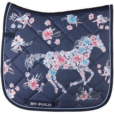 HV Polo Schabracke Lucil DR Multicolor Flowerprint Full
