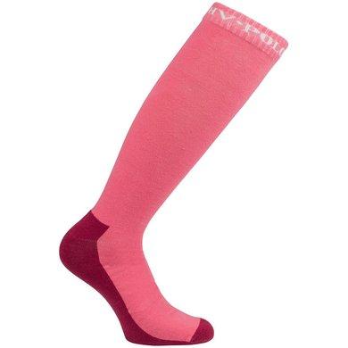 HV Polo Socken Jenette Himbeerrot 39-42