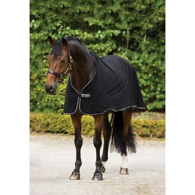Horseware Fleece Liner Black Black & White