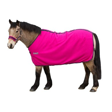 Loveson Fleece Cooler Pink/Navy