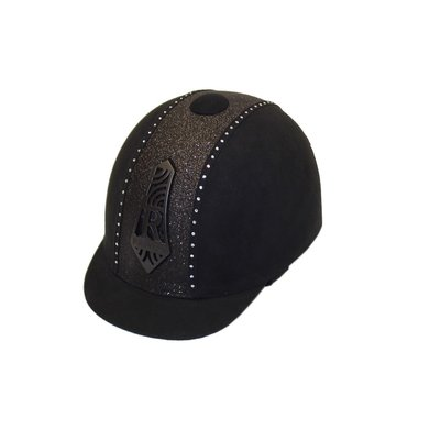 Rambo Diamante Cap Black/Diamante