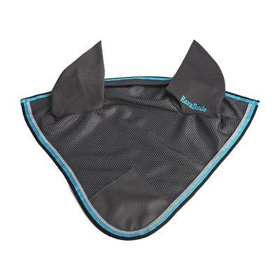 Kavalkade Vliegennetje met Sierkoord Grijs/Turquoise Full