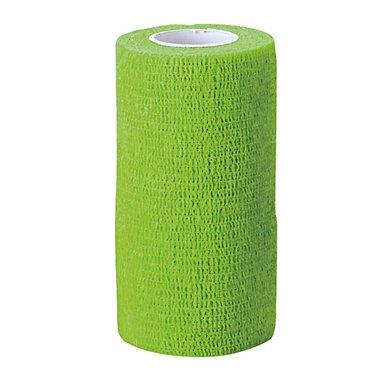Shires Zelfklevende Bandages Lime Green 10cm