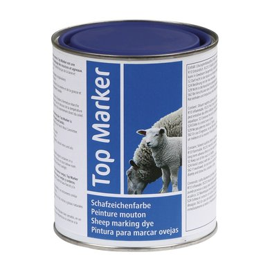 Kerbl Schafzeichenfarbe Blau 1 kg