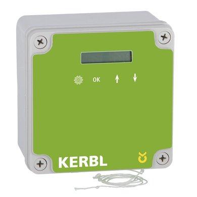 Kerbl Controler Automatische Kippen Deur Grijs/Groen