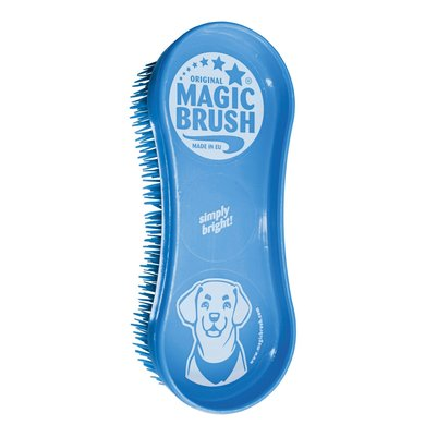 Magic Brush Borstel Hond Blue Sky
