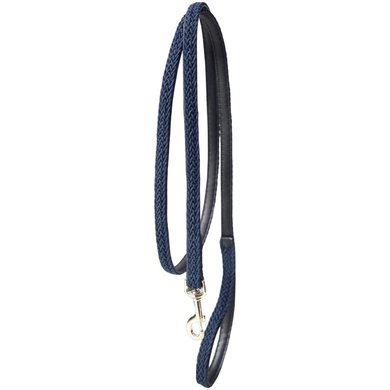 Kentucky Lead Rope Plaited Nylon Navy 2m