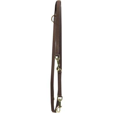 Kentucky Riem Velvet Leather Brown 2m