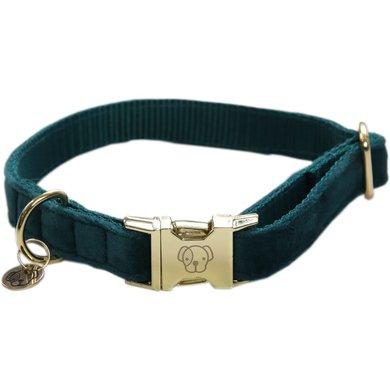 Kentucky Halsband Velvet Emerald