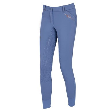 Covalliero Softshell Rijbroek Tilda Dames Moonlight Blue