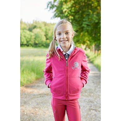 Covalliero Vest Maxxia Kids Wildberry 152/158