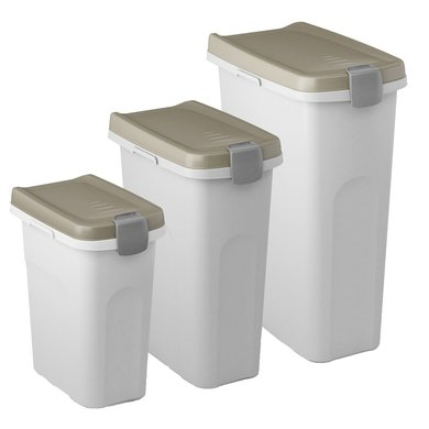 Kerbl Container Petfood Weiß Braun