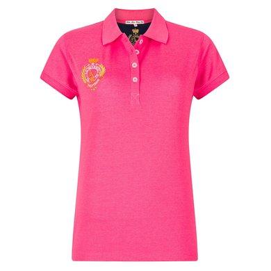 La Valencio Polo Jaque Pink S