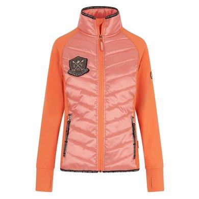 La Valencio Vest Khyra Salmon Pink M