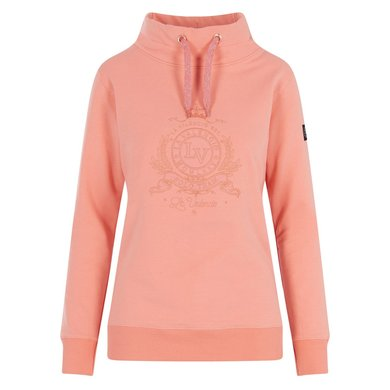 La Valencio Sweater Kim Salmon Pink M